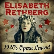 1920's Opera Legend Songs