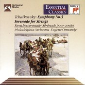 Tchaikovsky: Symphony No. 5 & Serenade For Strings Songs