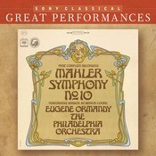 Mahler: Symphony No. 10 (performing Version By Deryck Cooke) [Great Performances] Songs
