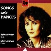Bazelaire - Granados - Nin - Piatti - Williams - Jacobson - Rachamninoff - Tcherepnin Songs