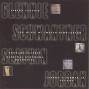 Schwandtner: Concerto For Percussion & Orchestra/New Morning For The World Songs
