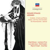 Richard Strauss Heroines Songs