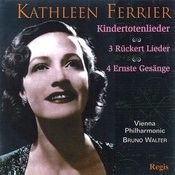 Mahler: Kindertotenlieder And Drei Rückert Liederen - Brahms: Four Serious Songs And Other Works Songs