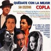 Quédate Con La Mejor Copla, 50 Exitos Songs