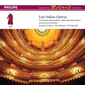 Mozart: Complete Edition Box 15: Late Italian Operas Songs