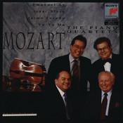 Mozart: The Piano Quartets Songs