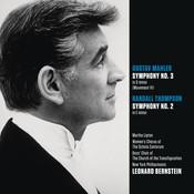 Mahler: Symphony No. 3 in D Minor - Thompson: Symphony No. 2 in E Minor Songs
