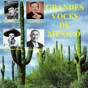 Grandes Voces De Mexico Songs