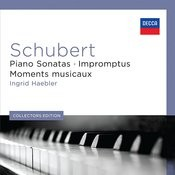 Schubert: The Piano Sonatas Songs