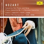 Mozart: Concertos for Flute, Flute and Harp, Bassoon Songs