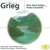 Edvard Grieg: Peer Gynt-Suiten Nr. 1 & 2 Songs