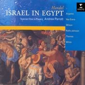 Handel: Israel In Egypt Songs