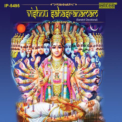 Vishnu Sahasranamam-Stotram