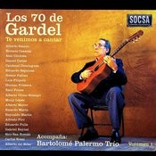 Los 70 De Gardel Vol.1 Songs