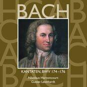 Bach, JS : Sacred Cantatas BWV Nos 174 - 176 Songs