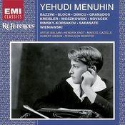 Menuhin - Violin Encores Songs