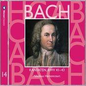 Bach, JS : Sacred Cantatas BWV Nos 41 - 43 Songs