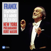 Franck : Symphony in D minor & Les Éolides (-  Apex) Songs