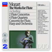 Mozart The Works For Flute Songs
