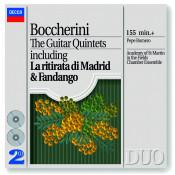Boccherini The Guitar Quintets Songs