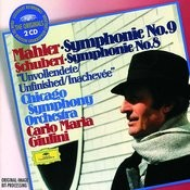 Mahler Symphony No 9 Schubert Symphony No 8 Unfinished Songs