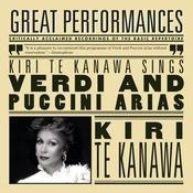 Kiri Te Kanawa sings Puccini and Verdi Songs