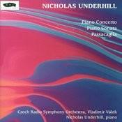 Piano Concerto/Piano Sonata/Passacaglia Songs