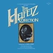 The Heifetz Collection - Vol. 5 Songs