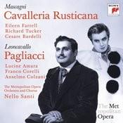 Leoncavallo: Pagliacci / Mascagni: Cavalleria Rusticana (Metropolitan Opera) Songs
