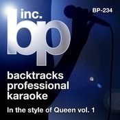 Karaoke - In the style of Queen vol. 1 Songs