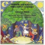 Bartok and Kodaly Songs