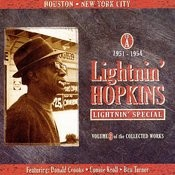 Lightnin' Special - Volume 2 Of The Collected Works, CD A Songs