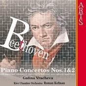 Beethoven: Piano Concertos Nos. 1 & 2 Songs
