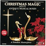 Christmas Music Played On Antique Music Boxes Songs