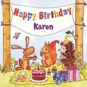 Happy Birthday Karen Songs