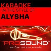 Dreams (Karaoke Instrumental Track)[In The Style Of Alysha] Song