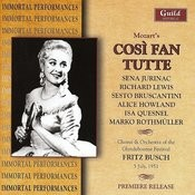 Cosi Fan Tutte - Mozart - Busch - Glyndebourne 1951 Songs