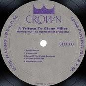 A Tribute To Glenn Miller Songs