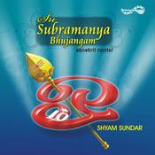Sri Subramanya Bhujangam Songs
