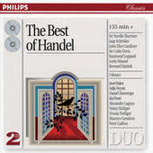 The Best of Handel (2 CDs) Songs