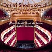 Dmitri Shostakovich: Symphony No. 6 In B Minor, Op. 54 - Festival Overture, Op. 96 Songs