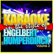 Karaoke - Engelbert Humperdinck Vol. 2 Songs