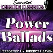 Essential Karaoke Classics: Power Ballads Songs