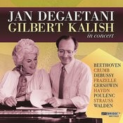 Jan Degaetani And Gilbert Kalish In Concert Songs