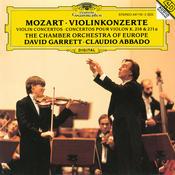 Mozart: Violin Concerto No.7 K271A & No.4 K218 Songs