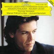Mahler: Lieder eines fahrenden Gesellen; Kindertotenlieder; Rückert-Lieder Songs