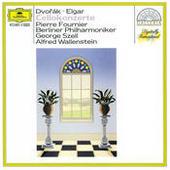 Dvorák / Elgar: Cello Concertos Songs