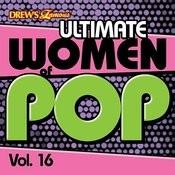 Ultimate Women Of Pop, Vol. 16 Songs
