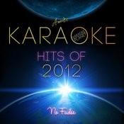 Karaoke Hits Of 2012 Songs
