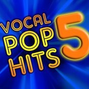 Vocal Pop Hits, Vol. 5 Songs